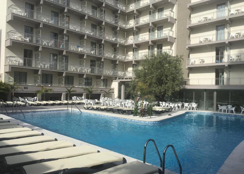 Hotel Los Álamos Playa Benidorm