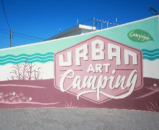 Urban Art Camping by Campigir