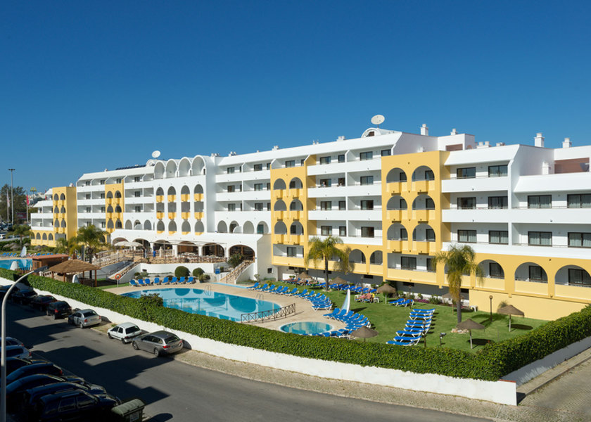 Paladim and Alagoamar Hotel