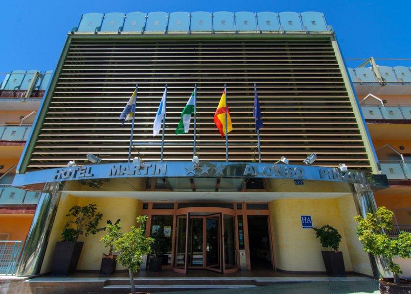Hotel Apartamento Martin Alonso Pinzon