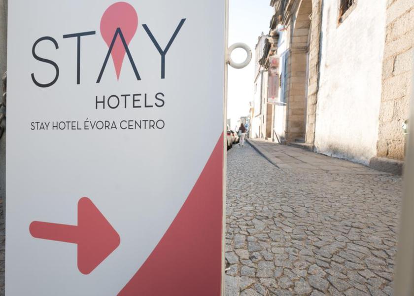Stay Hotel Evora Centro