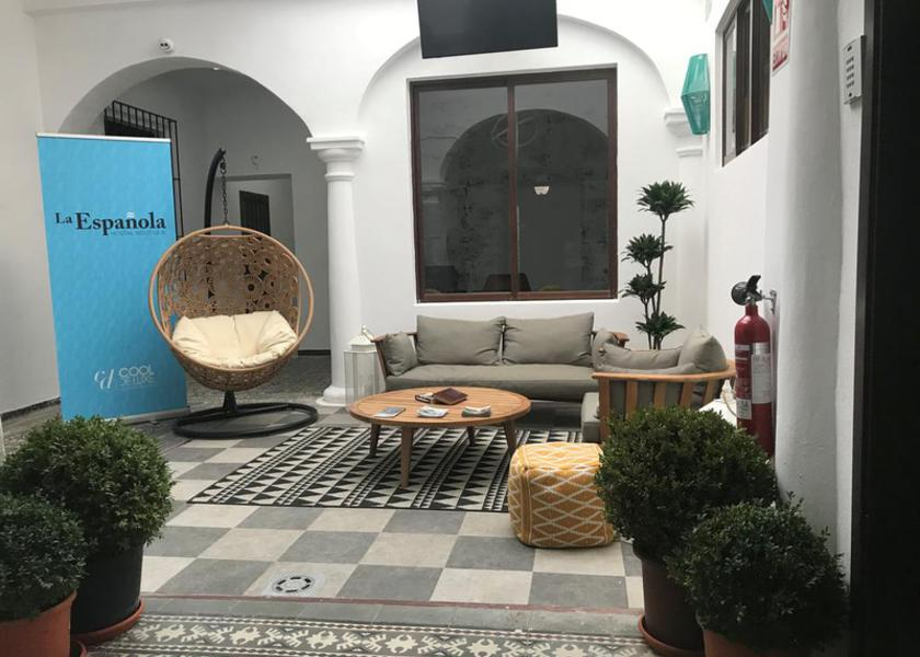 Hostal Boutique La Española by Bossh Hotels