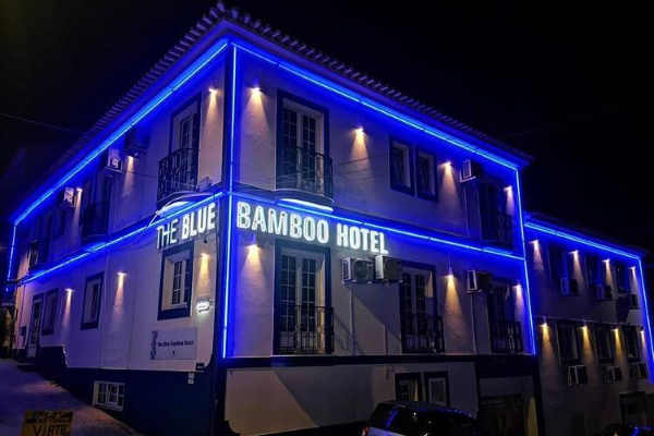 The Blue Bamboo Hotel
